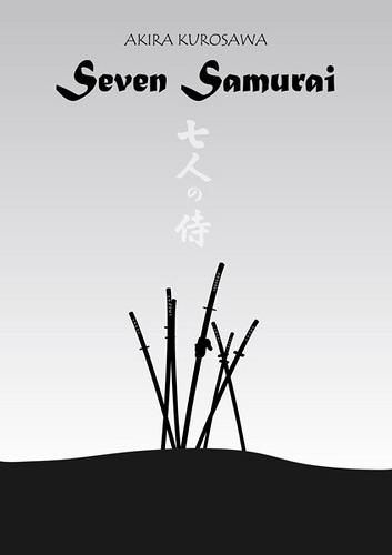 Seven Samurai, Akira KUROSAWA