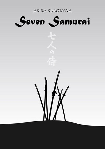 Seven Samurai, Akira KUROSAWA  #FavoriteFilms  #suenodocfilms