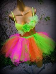 Image result for neon rave children outfits