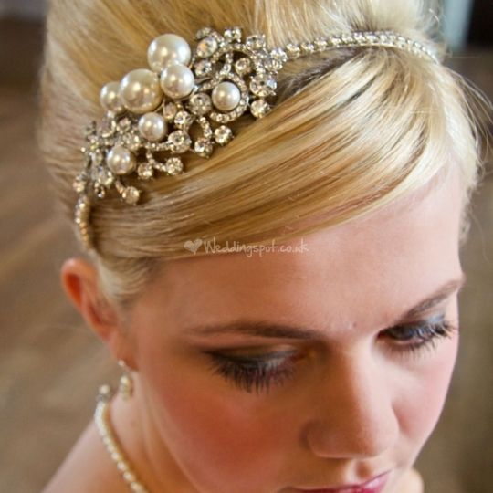Vintage Hair Accessories | Vintage Wedding Hair Accessories from Bridezillas Ltd | Photo 1