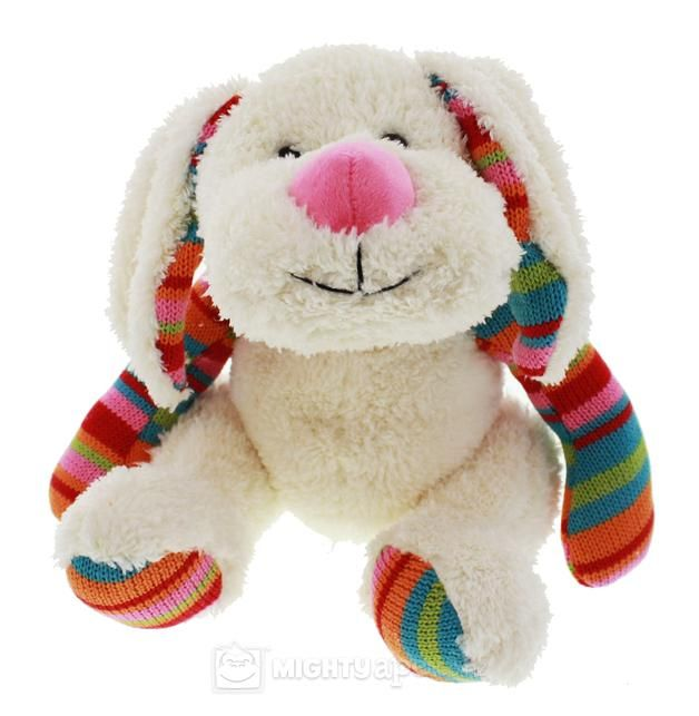Lily & George Pippa Plush Puppy Toy