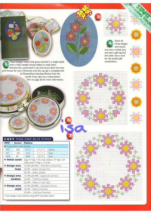 Gallery.ru / Фото #15 - The world of cross stitching 011 октябрь 1998 - WhiteAngel