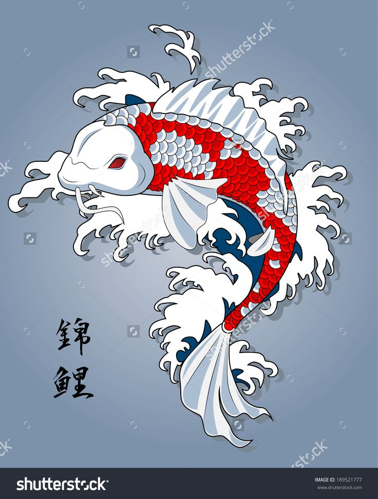 17 best images about koi on pinterest wooden fish for Colored porcelain koi fish wind chime