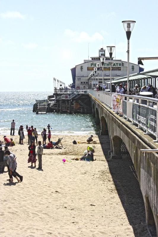 Bournemouth Pier, Dorset