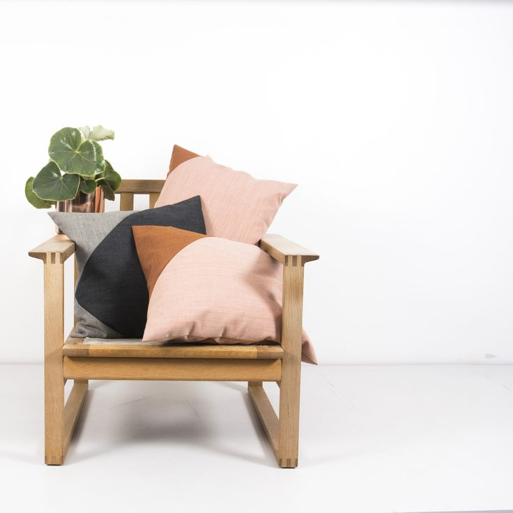 CHOCOLATE | Cushions designed by Dorthe Helm. pyntepuder-puder-cushion-pillow