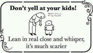 Much scarier: Laughing, Remember This, It Work, Quote, Parents Tips, Funny Stuff, So True, True Stories, Kid