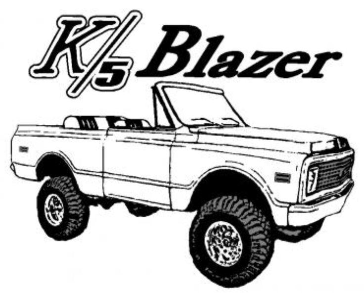 1213 best 1st gen  k5 blazer  images on pinterest