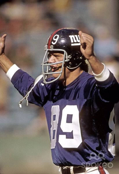 Fred Dryer, NY Giants