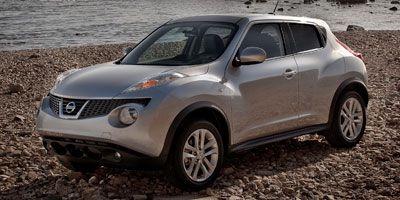 2011 Nissan JUKE White Pearl | Canonsburg PA