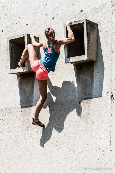Portfolio: Urban Climbing in Lyon by PG – Acte 1 · PlanetGrimpe – Kletterer