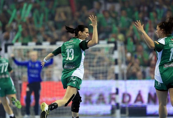 Anita Görbicz | Champions League winner at last  !!