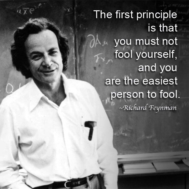 Richard Feynman was an American physicist known for his work in quantum mechanics and particle physics.