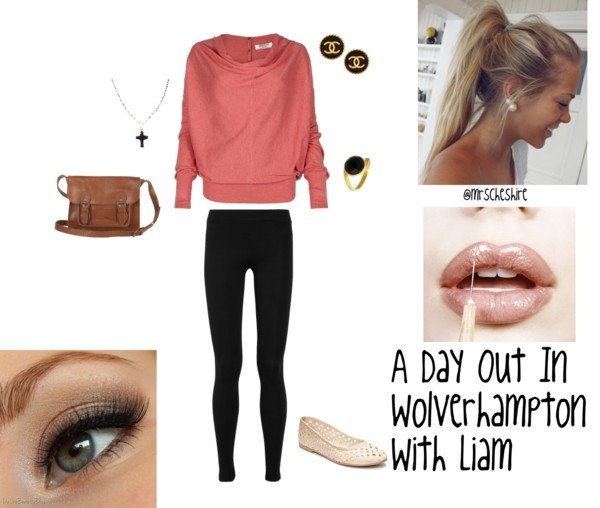 """A Day Out I Wolverhampton With Liam Payne"" by oliviamarinello on Polyvore"