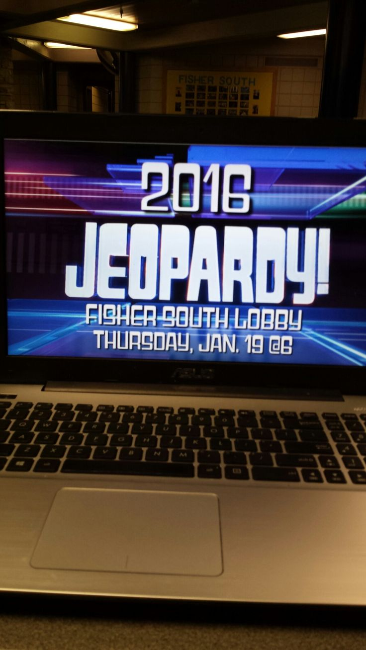 """For January 2017, I did a Jeapordy game with questions about the year 2016 in review. It was questions like """"This album won best rap album at the 2016 Grammy's"""" or """"The 2016 Olympics took place in this location (city and country)."""" The winners got gift cards, and the residents all had fun looking back on a really terrible year."""