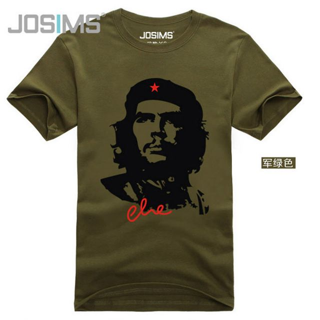 Buy now Mens T Shirts Fashion Fashion CHE GUEVARA Short Sleeve Fitness Men T-Shirt Camisetas Swag Moleton Skate A835 just only $13.49 with free shipping worldwide  #tshirtsformen Plese click on picture to see our special price for you