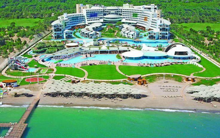 Hotel Cornelia Diamond 5* http://www.meridian-travel.ro/hoteluri/antalya/hotel-cornelia-diamond/