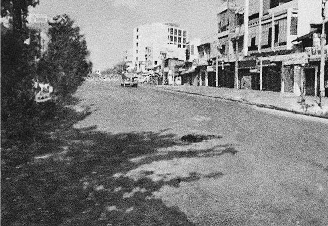 1968, Saigon, Fatescapes - Pavel Maria Smejkal