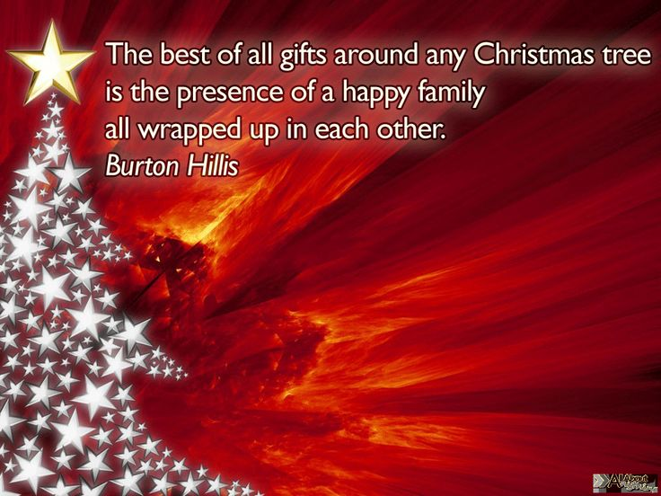 The 45 Best Inspirational Merry Christmas Quotes Of All: Christmas Quote Greeting Card About The Best Christmast