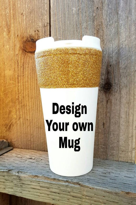 check out this item in my etsy shop design your own mugcustom