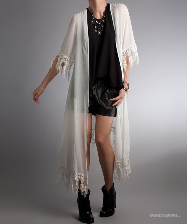 ChiChi Kimono Ivory For Love And Lemons