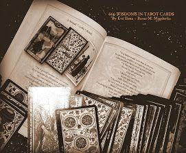 TAROT BUCH - 666 WEISHEITEN IN DEN TAROT-KARTEN * Alte Sprichwörter, Aphorismen in der Bibel des Teufel * Gilded, Visconti-Sforza, Rider, Crowley, Marseille Tarot *** https://plus.google.com/u/0/photos/112471620701375197498/albums/6083822401497792545/6090500484249901266?pid=6090500484249901266&oid=112471620701375197498