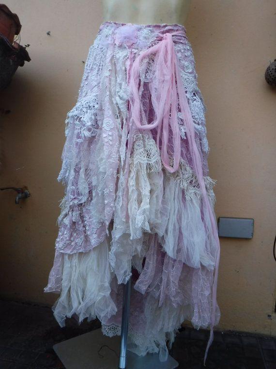 Hochzeit böhmischen Boho Zigeuner Lagenlook Eiche von wildskin