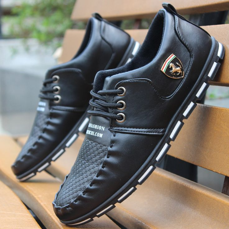 Boy's Men's Pointed Toe Breathable Spring Casual Shoes