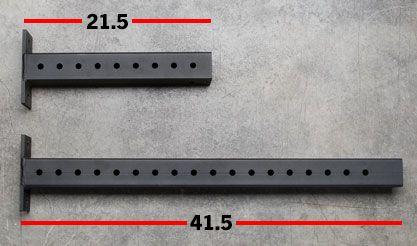 rogue rml 3w fold back wall mount rack installation instructions