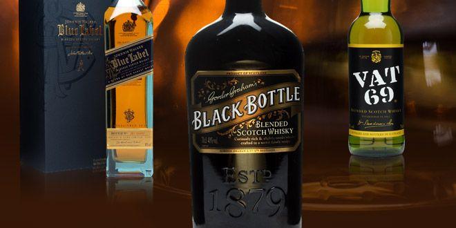 Смешанный шотландский виски