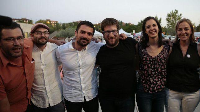La futura dirección de Podemos Madrid tendrá que asumir líneas políticas que no defiende