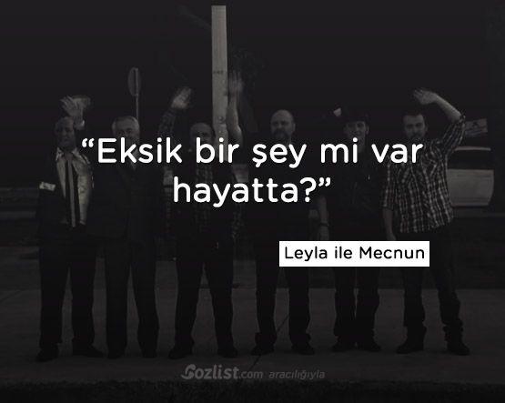 Eksik bir şey mi var hayatta? leyla ile mecnun replikleri #leylailemecnun #leyla #ile #mecnun #dizi #film #replikleri #sözleri