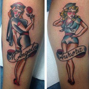 Tatuaje de pin up realizado en nuestro centro de la Vaguada de Madrid.    #tattoo #tattoos #tattooed #tattooing #tattooist #tattooart #tattooshop #tattoolife #tattooartist #tattoodesign #tattooedgirls #tattoosketch #tattooideas #tattoooftheday #tattooer #tattoogirl #tattooink #tattoolove #tattootime #tattooflash #tattooedgirl #tattooedmen #tattooaddict#tattoostudio #tattoolover #tattoolovers #tattooedwomen#tattooedlife #tattoostyle #tatuajes #tatuajesmadrid #ink #inktober #inktattoo