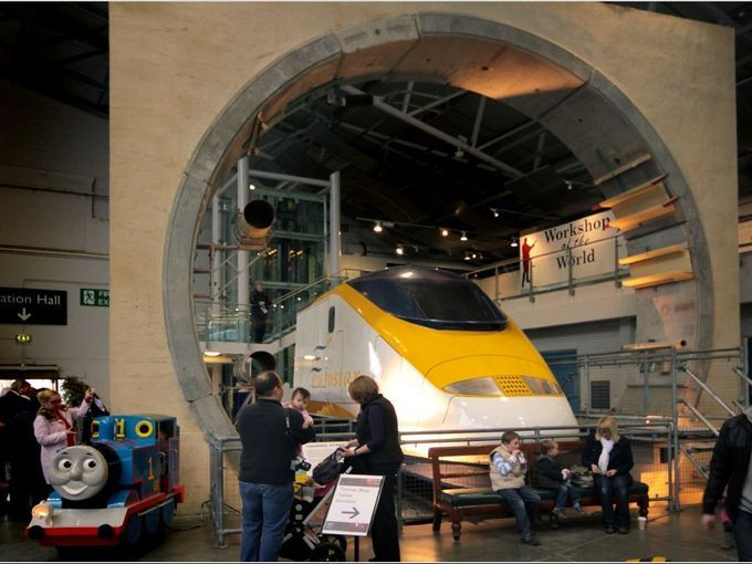 The Channel Tunnel - or Chunnel, as it's often referred to - is the world's longest international tunnel and connects London with France by ...