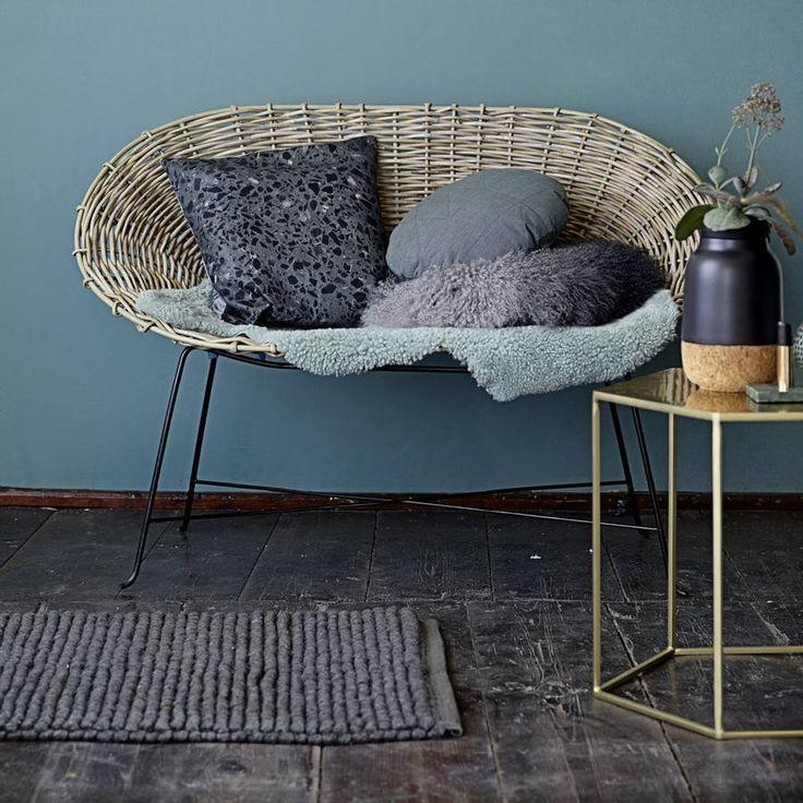 Kobu Rattan Sofa