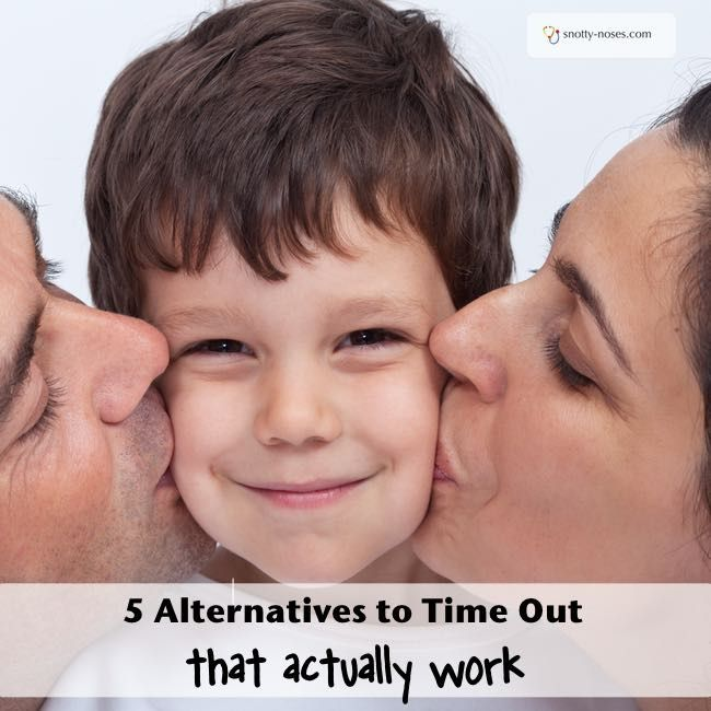 5 Alternatives to Time out That Really Work. Connect with your child with positive discipline.