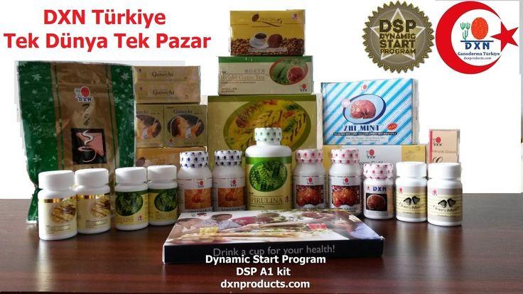 DXN Türkiye Dynamic Start Program (DSP) presentation