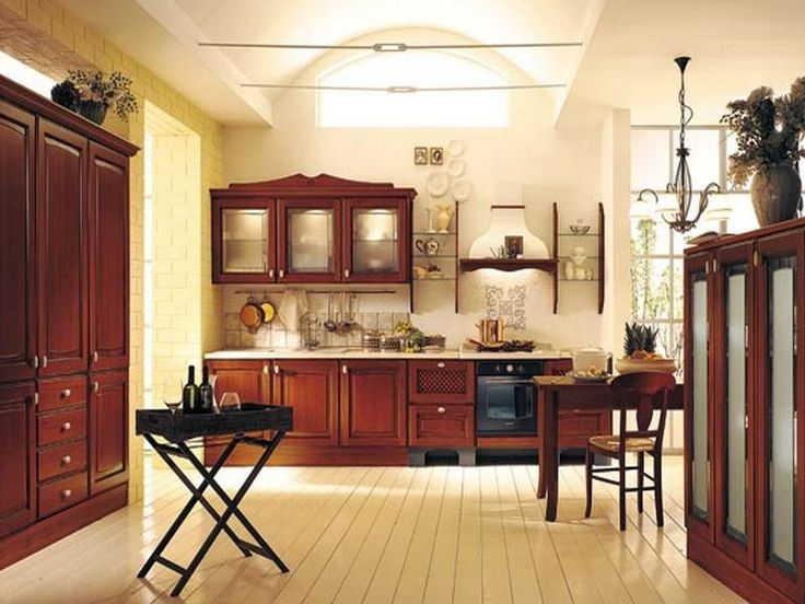 Italian Kitchen Design Images