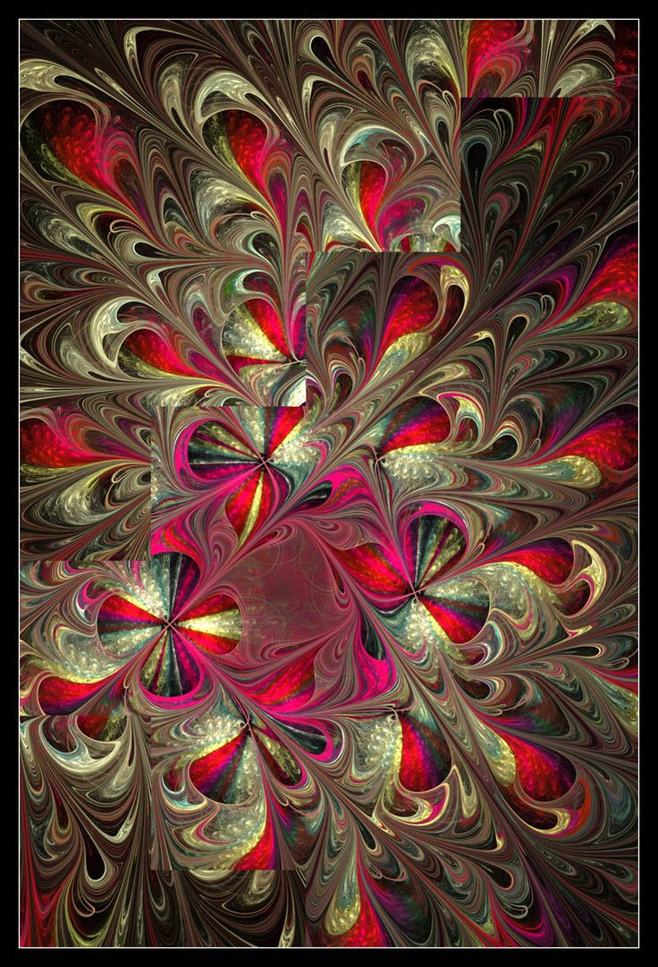 Fractal Art Design 905 best Fractal Art /...