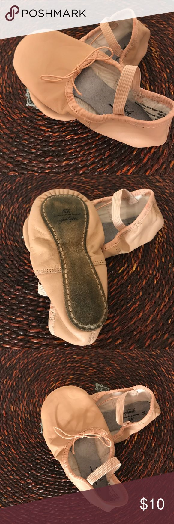 Ballet Shoes gently used ballet shoes. American Ballet Theater Shoes Slippers