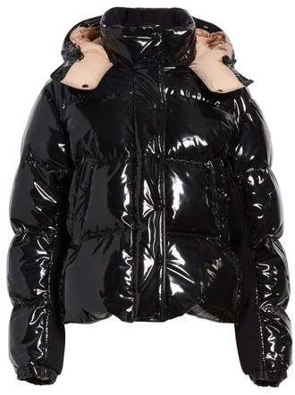 e4040ea85f10 Moncler Gaura Shiny Down Quilted Puffer Coat  affiliatelink