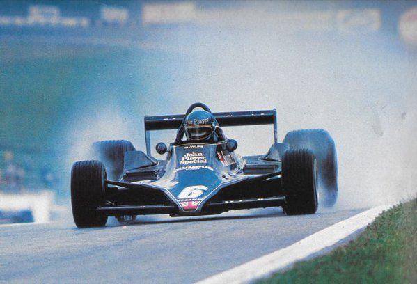 Ronnie Peterson - Lotus - Österreichring, Austrian Grand Prix - 1978