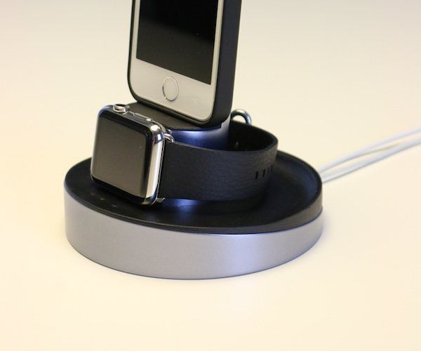 On Kickstarter: #AppleWatch and iPhone #NightStand http://bit.ly/1LqdXh8?utm_content=bufferb178f&utm_medium=pinterest&utm_source=pinterest.com&utm_campaign=buffer Reduce the clutter from your table top!