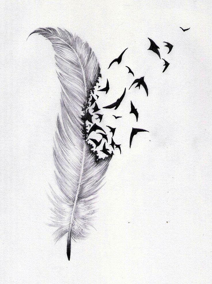 таких качественных эскизы татуировок птицы фото материал