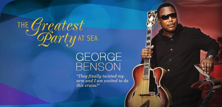 Smooth Jazz Cruise 2012, departing Fort Lauderdale & calling at Cozumel, Belize & Key West.