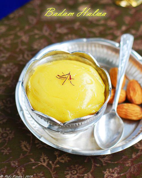 Badam Halwa Recipe Rak S Kitchen