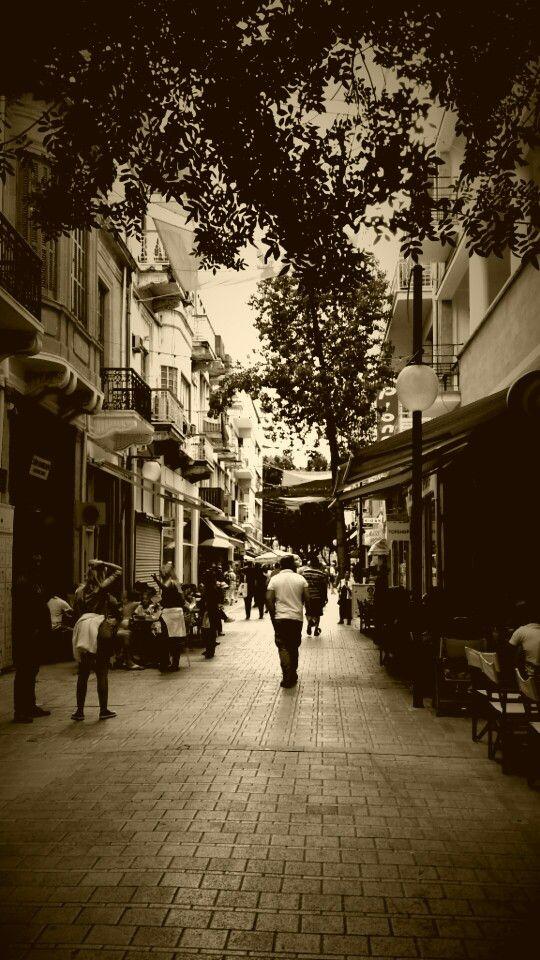 ledra Street -  Nicosia - Copyright Anna Christoforou