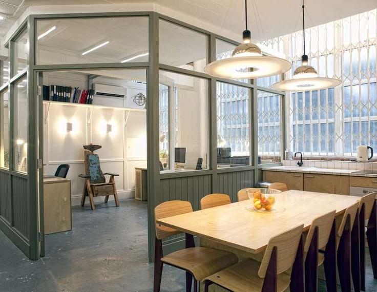 Open Studio Club: Free desks / The Operators, London