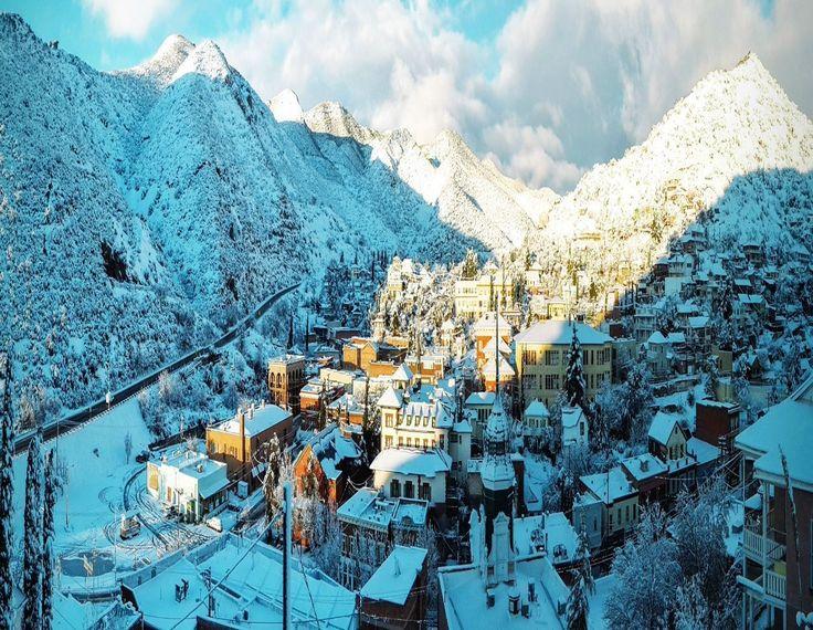 Our Alps~ Bisbee, Az.~