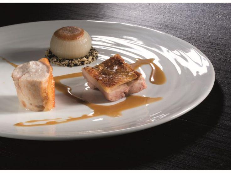 GrandeCucina - Petto e coscia di pollo con cipola bianca