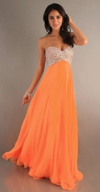 Prom Dresses...I want this one but lime green....